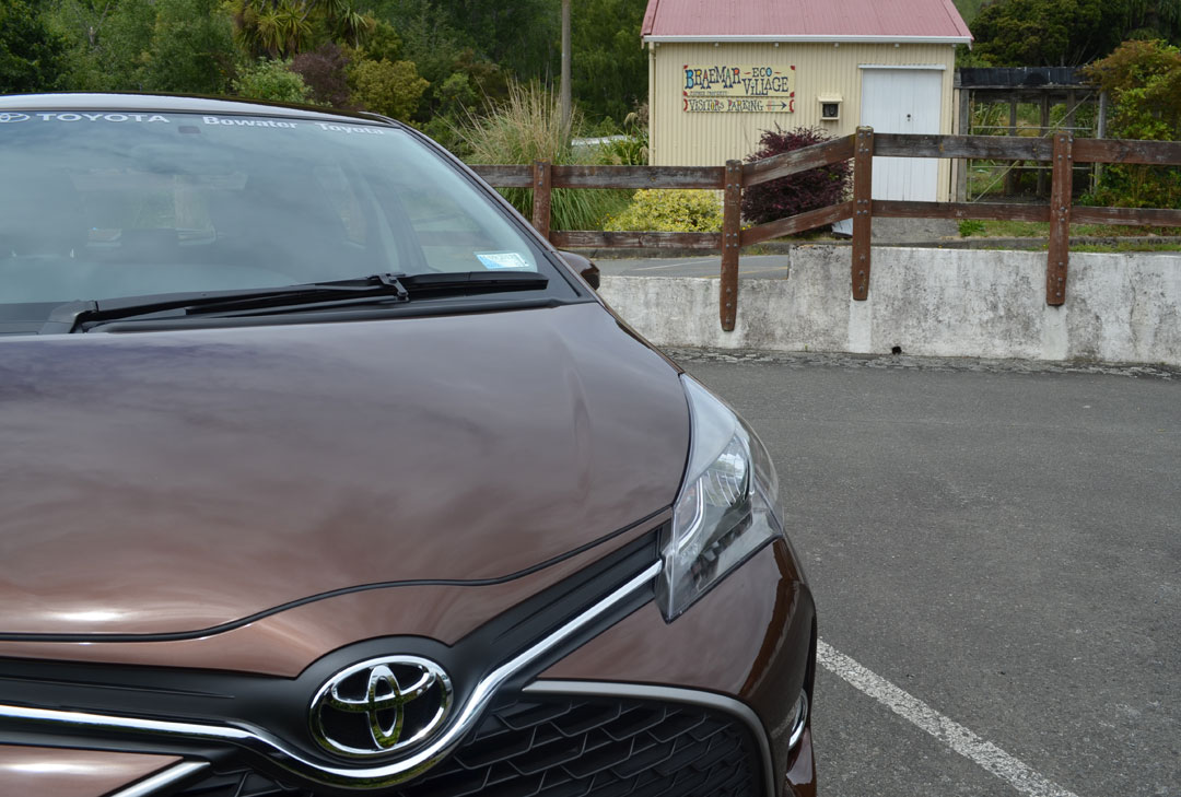 The Toyota Yaris - an eco alternative
