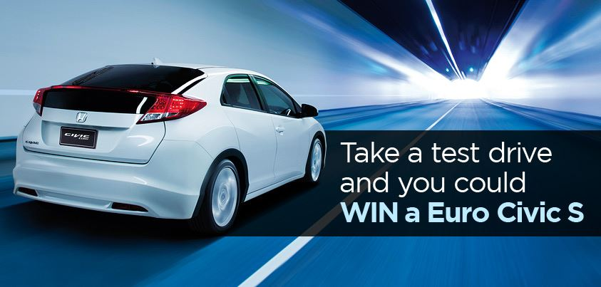 Win a Euro Civic