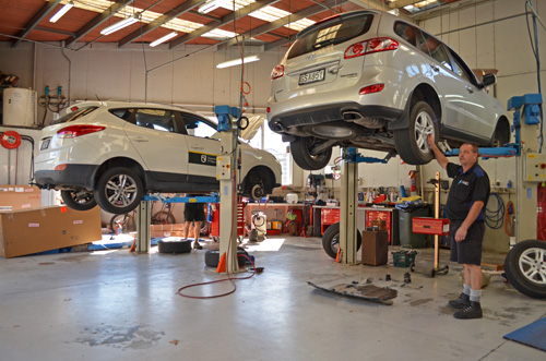 hyundai workshop