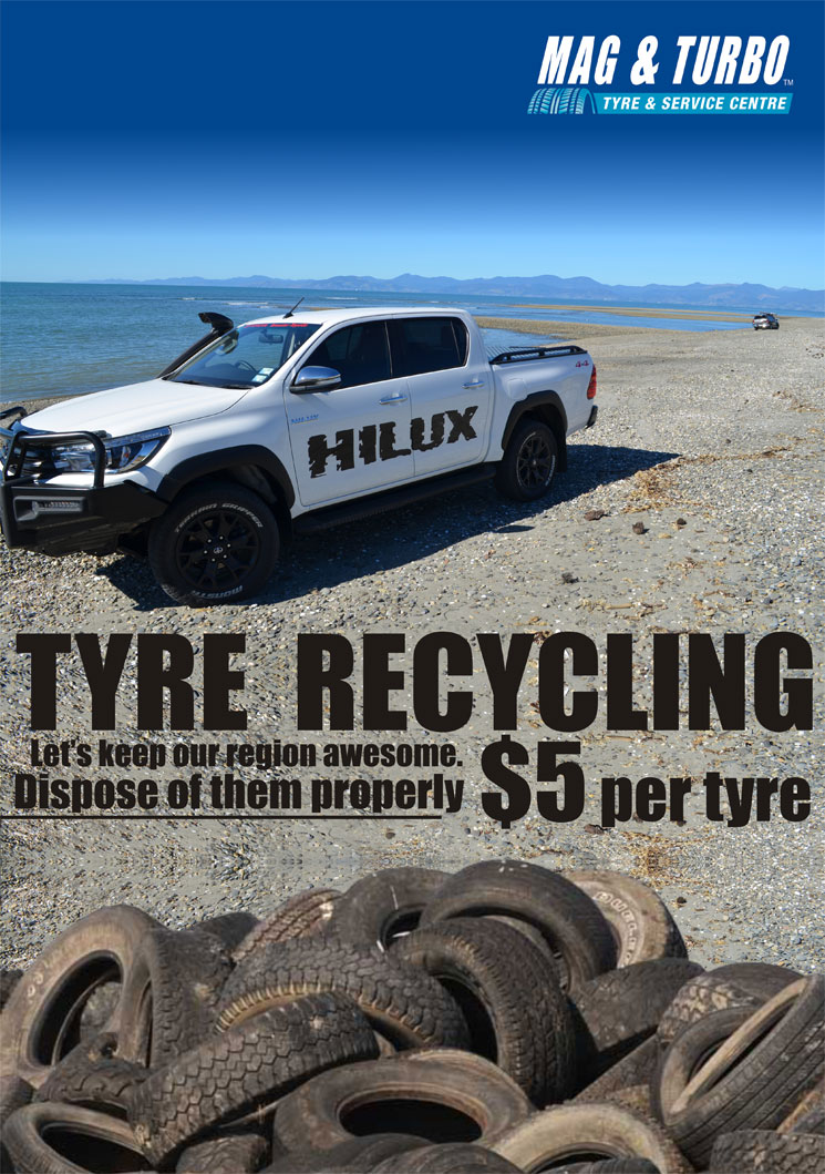 2018 tyre recycling